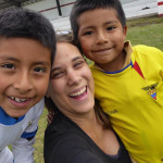 Volunteer work Ecuador