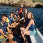 Vrijwilligerswerk op de galapagoseilanden