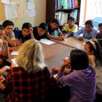 Volunteer work in South America