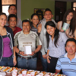 Volunteer work in South America