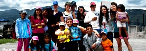 Volunteer work and internships in Ecuador