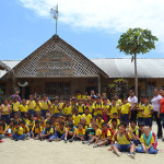 Volunteer project on the coast of Ecuador