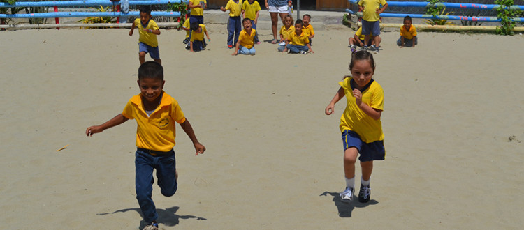 Volunteer project on the coast of Ecuador