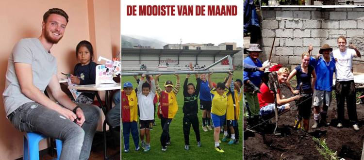Foto's Quito vrijwilligerswerk en stages