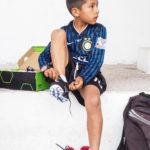 Voetbalschoenen voor Mateo