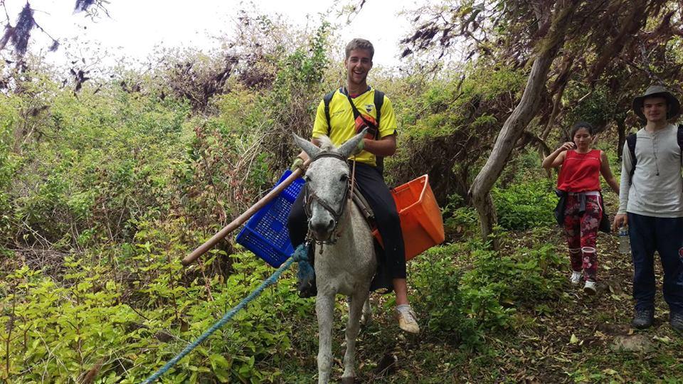 Vrijwilligerswerk Galapagos