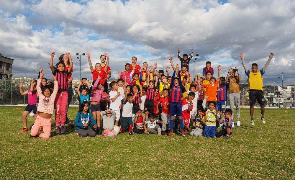 Vacature projectcoördinator Ecuador