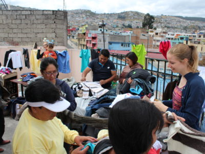 kleding doneren aan Local Dreamers