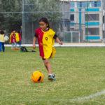 Draag bij aan nieuwe materialen voor de voetbalschool
