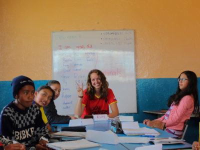 Coördinator Ruth over haar ervaringen bij Local Dreamers