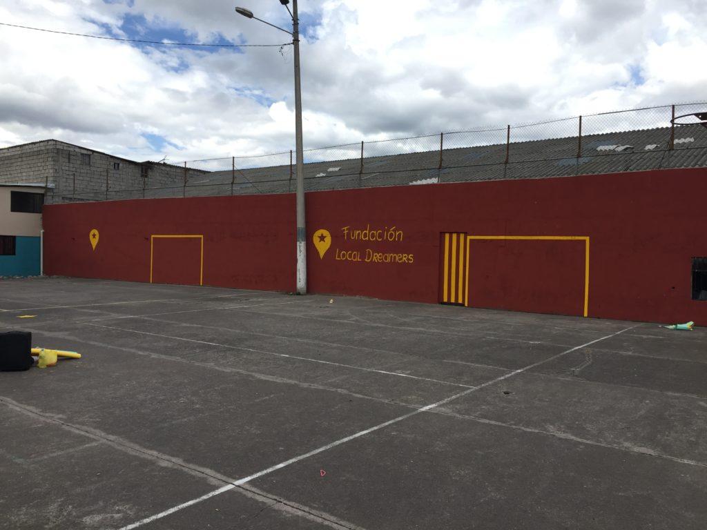 Gemeenschapswerk in La Arcadia