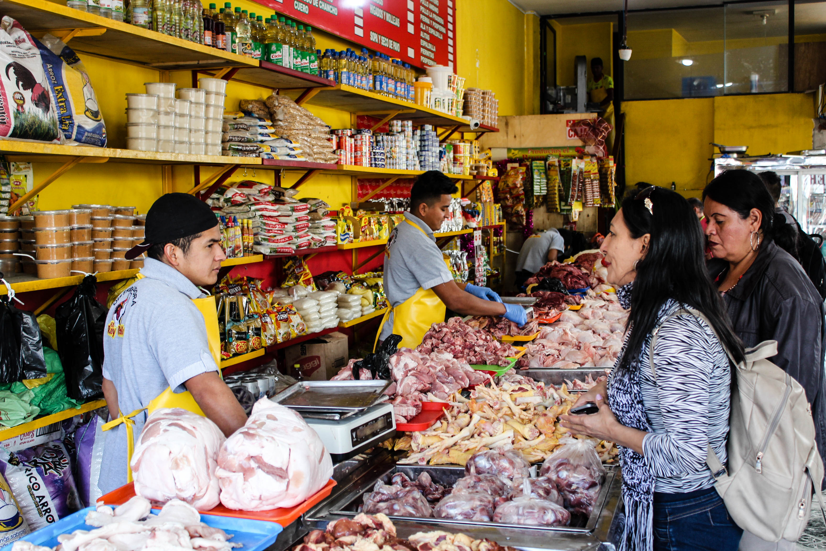 Vrijwilliger Quito