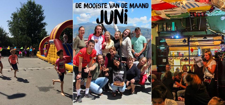 Mooiste foto's juni sponsorloop Oosterbeek