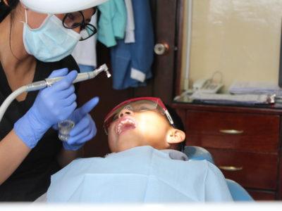 Proyecto de odontología fundación Local Dreamers