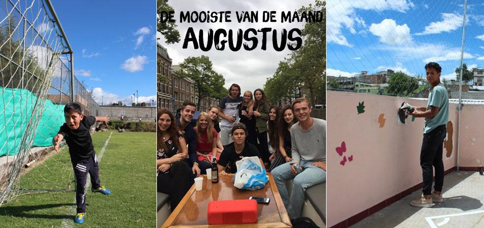 foto reünie Amsterdam