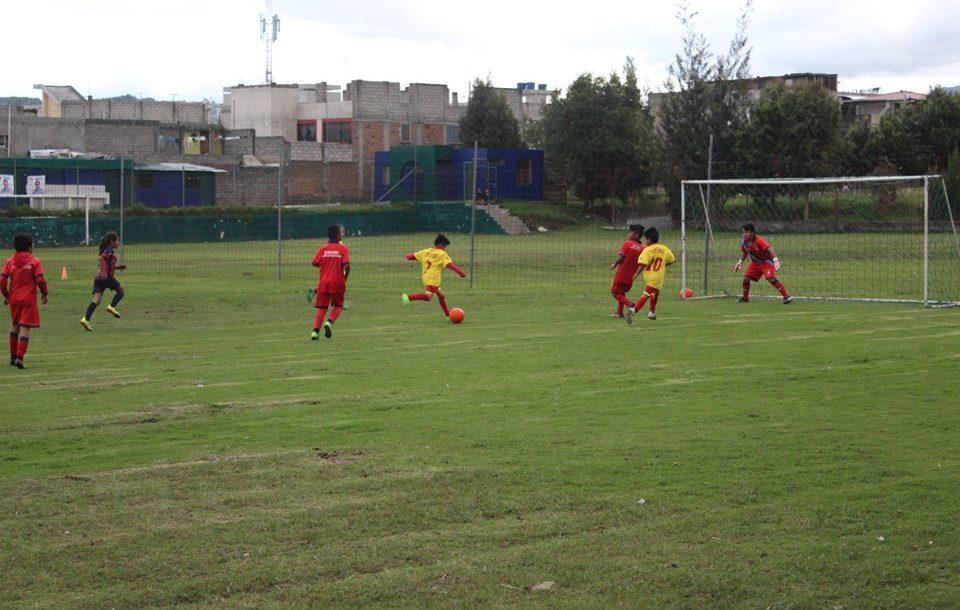 LD's eigen voetbalcompetitie