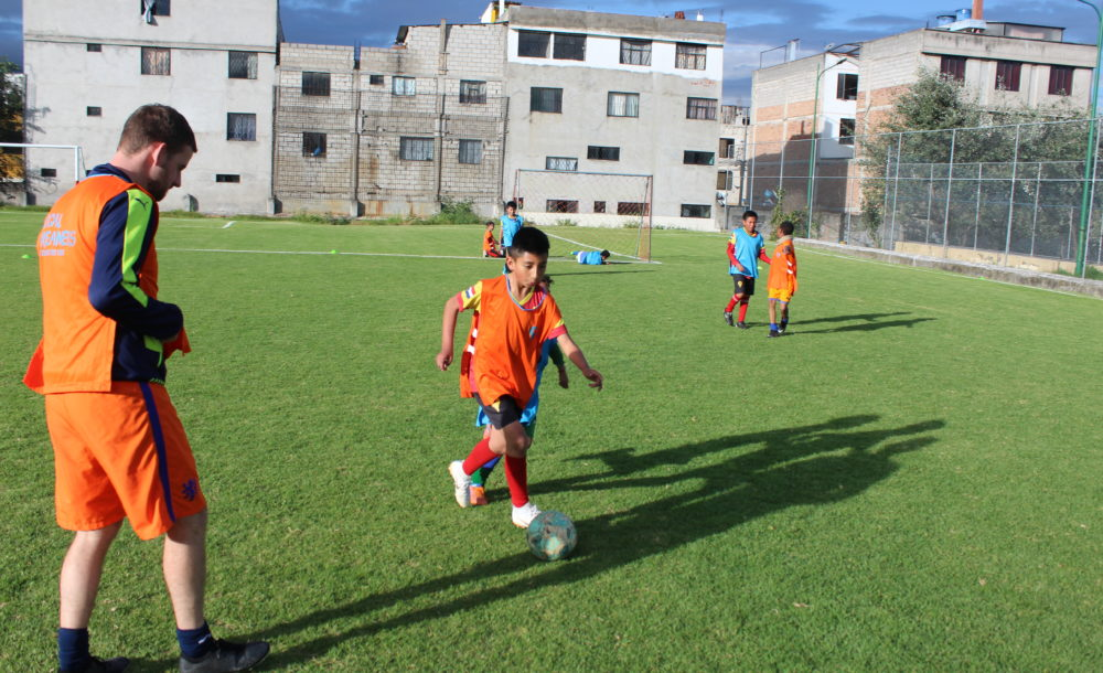 Local Dreamers Soccer School